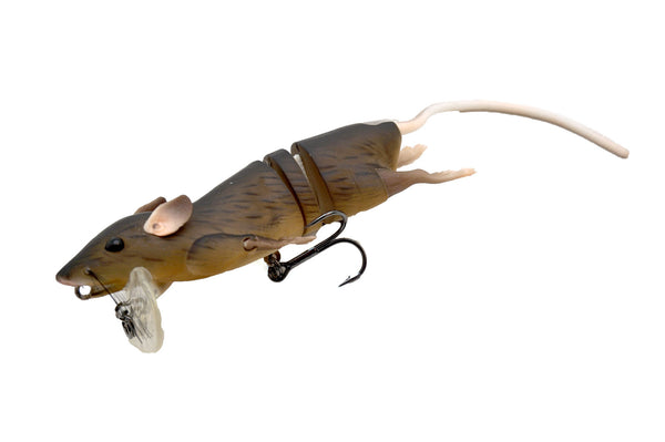 Savage Gear 3D Rad Rat Floating Lure