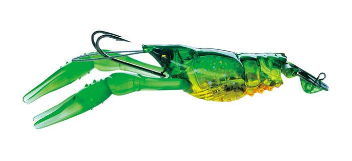 Yo-Zuri 3DB Crayfish Crawdad Lure R1109
