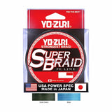Yo Zuri Super Braid Braided Line 300yd