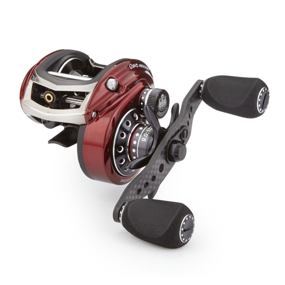 Abu Garcia REVO4 Rocket Baitcasting Reels Left/Right Retrieve