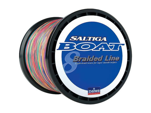 Daiwa Saltiga Boat Braid Filler Spool Multi-Color