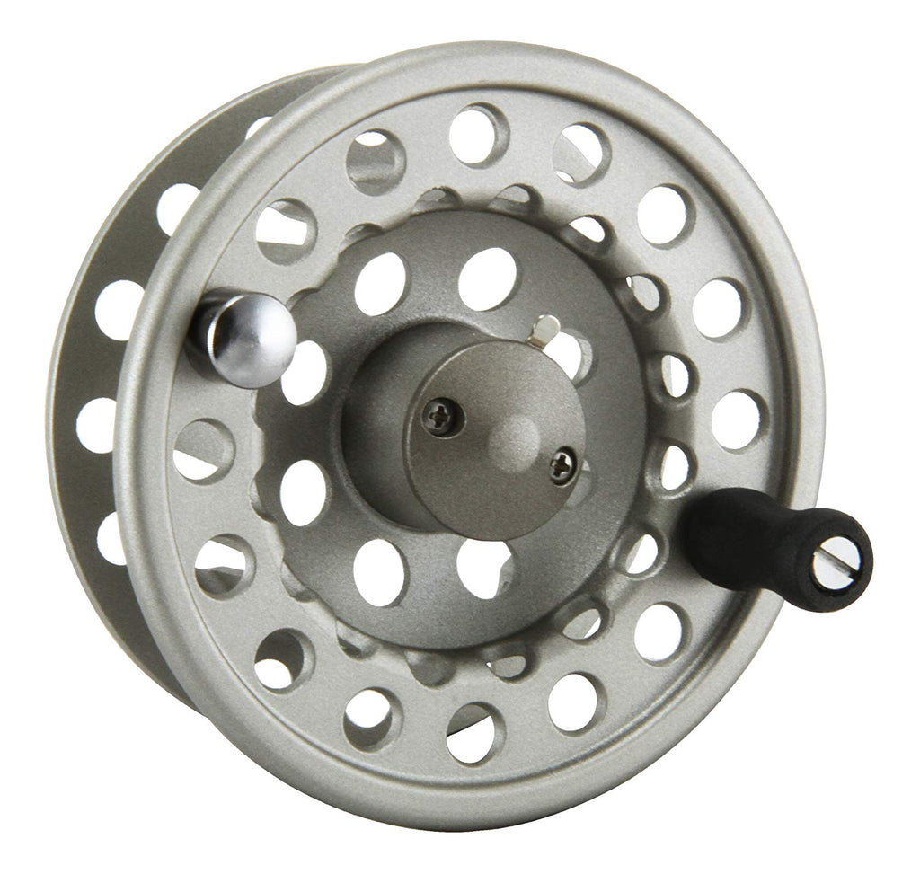 Okuma Super Large V Diecast Aluminum Fly Fishing Reel SLV