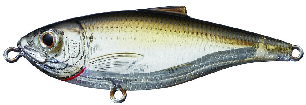 Live Target Koppers Scaled Sardine Twitchbaits Floating/Sinking