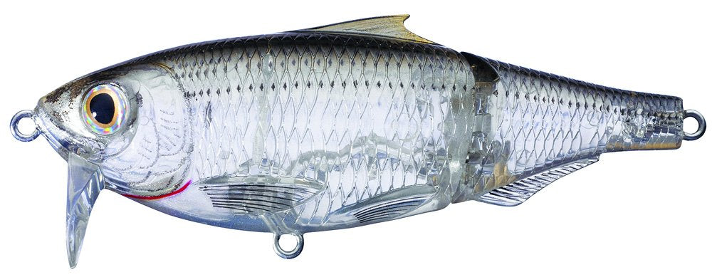 Live Target Koppers Scaled Sardine Saltwater Wake Baits