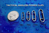 Tactical Anglers Power Clips Fast Snap