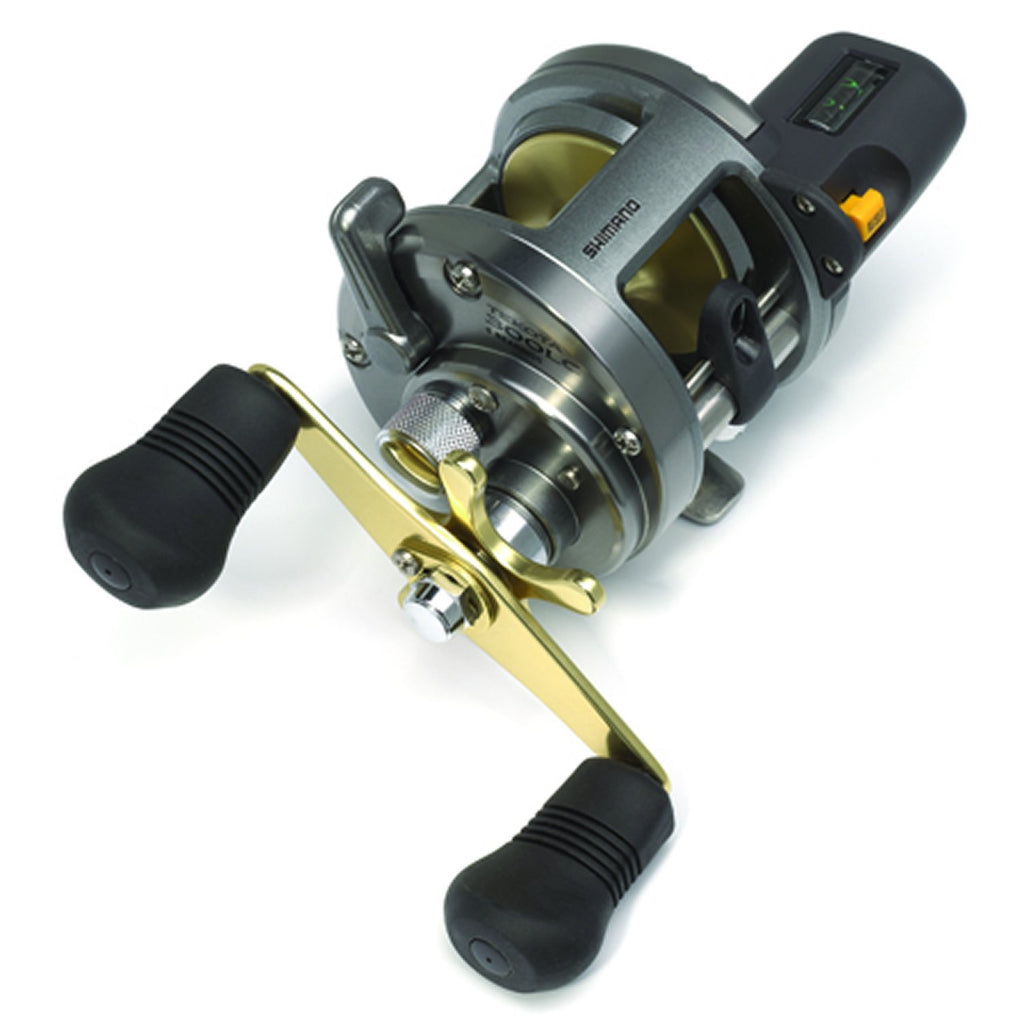 Shimano Tekota 300LC Line Counter Reel Right Hand Conventional New