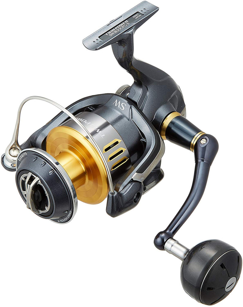 Shimano TP14000SWBXG Twin Power Salwater Spinning Seafishing Reel