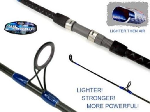 Tsunami Airwave Surf 2pc Conventional Rod