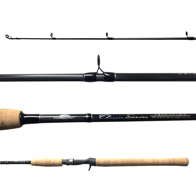 Tsunami Classic 7 Foot Travel Rod Spinning & Conventional