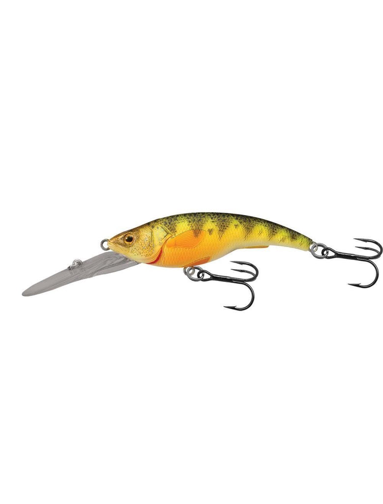 "Live Target Yellow Perch Banana Baits [2-7/8"" to 3-5/8""]"
