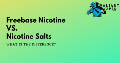 Freebase Nicotine VS. Nicotine Salts