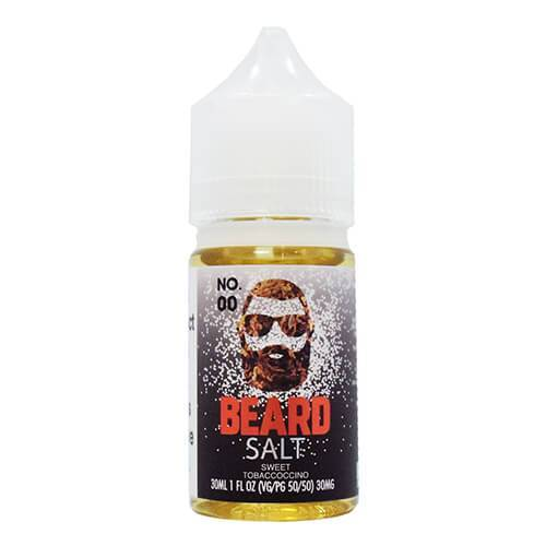 No. 00 by Beard Salts 30ml