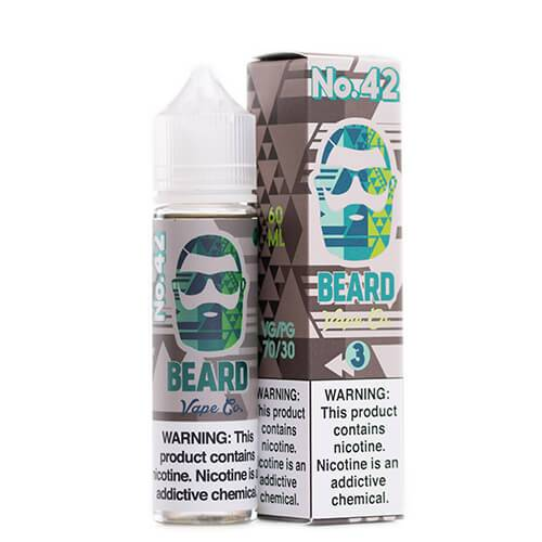 No. 42 by Beard Vape 60ml