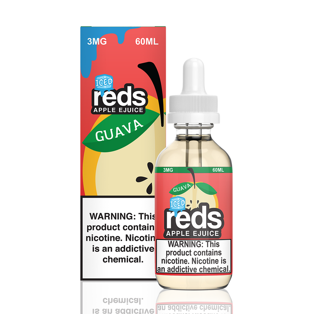 Iced Guava Apple by Reds Apple E-Juice 60ml