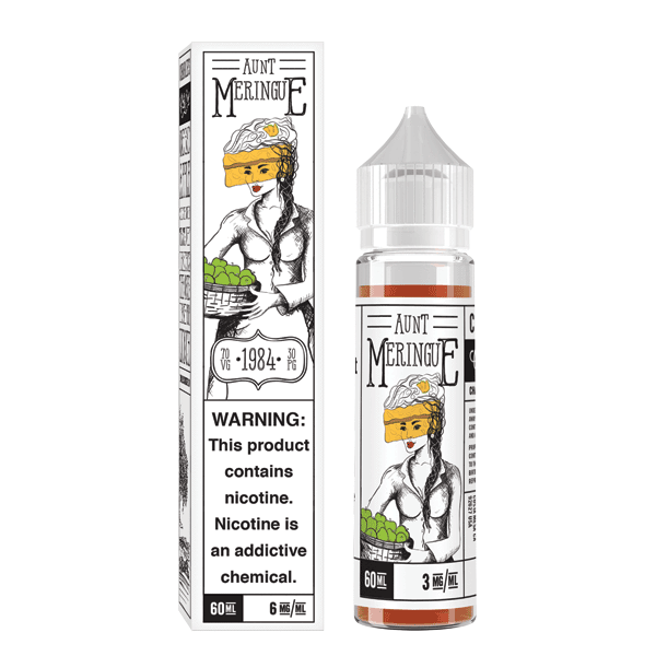 Aunt Meringue by Mr. Meringue E-Liquid 60ml