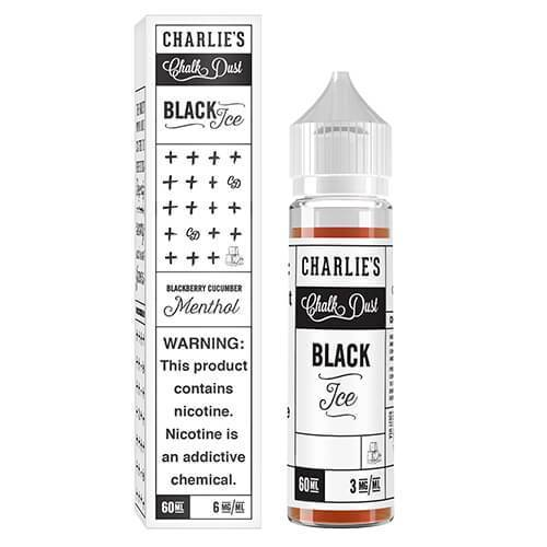 Black Ice Menthol by Charlie's Chalk Dust 60ml
