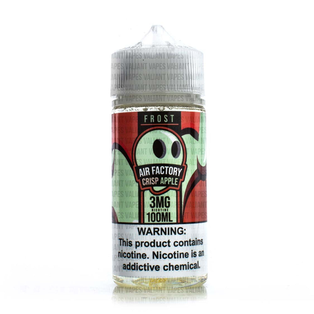 Crisp Apple by Air Factory Frost 100ml