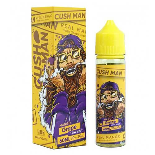Mango Grape by Nasty CUSH MAN Series 60ml