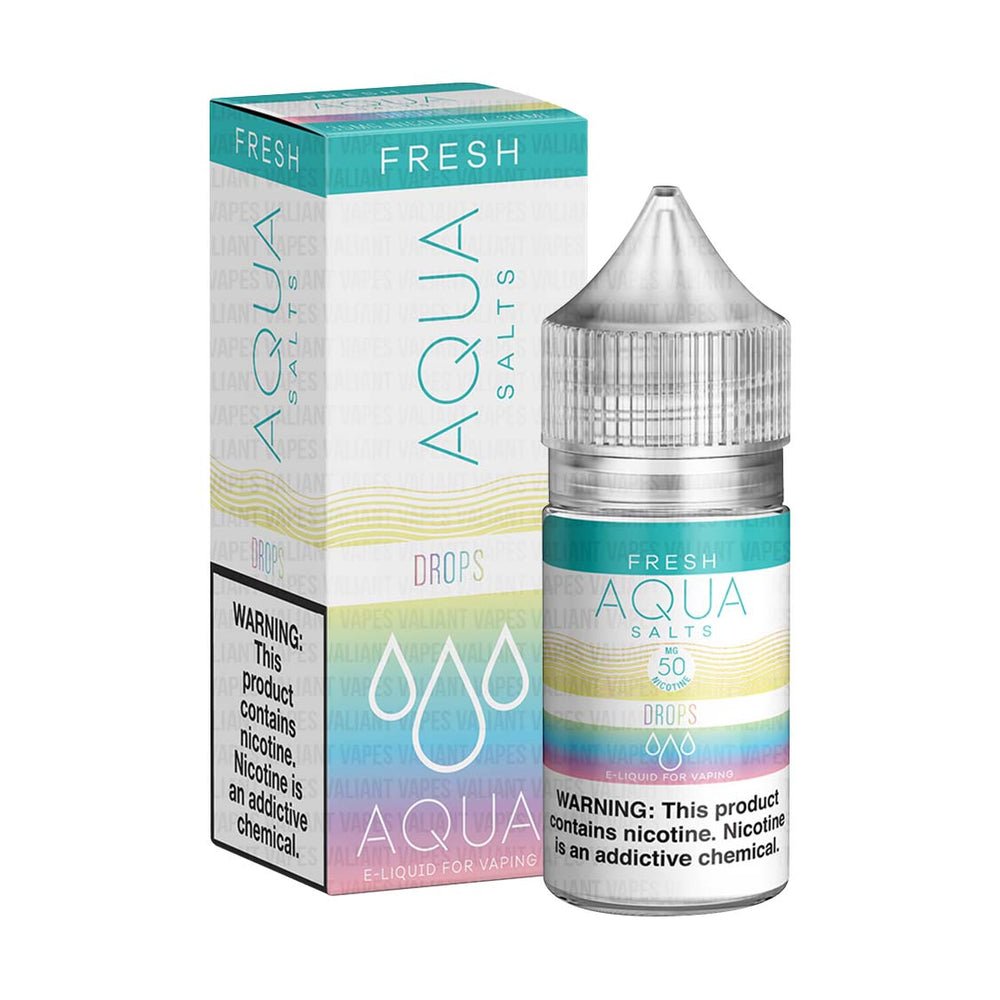 Drops by AQUA Fresh Salts 30ml