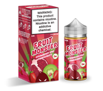 Strawberry Kiwi Pomegranate by Fruit Monster E-Liquid 100ml