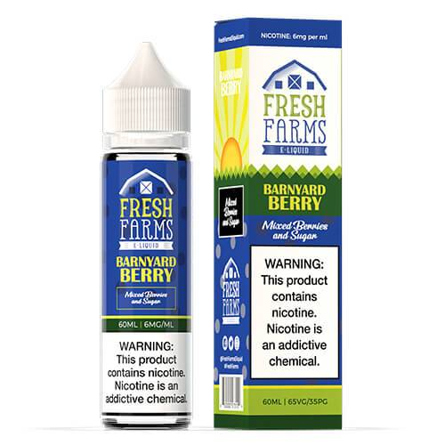 Barnyard Berry by Fresh Farms E-Liquid 60ml