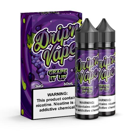 Grape It Up by Drip'N Vape 120ml