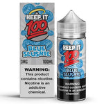 Blue Slushie by Keep It 100 E-Juice 100ml