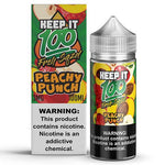 Peachy Punch by Keep It 100 E-Juice 100ml