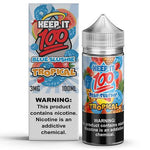 Tropical Blue Slushie by Keep It 100 E-Juice 100ml