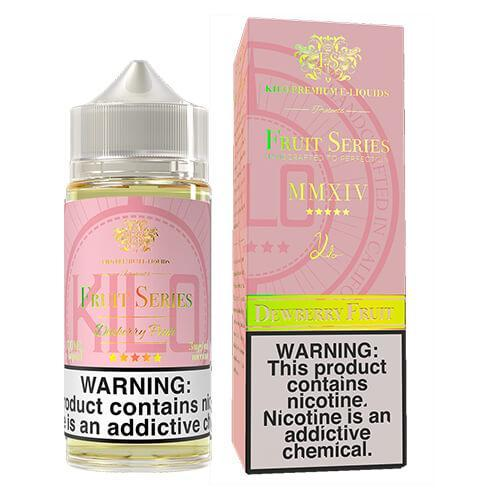 Dewberry Fruit by Kilo Fruit Series 100ml