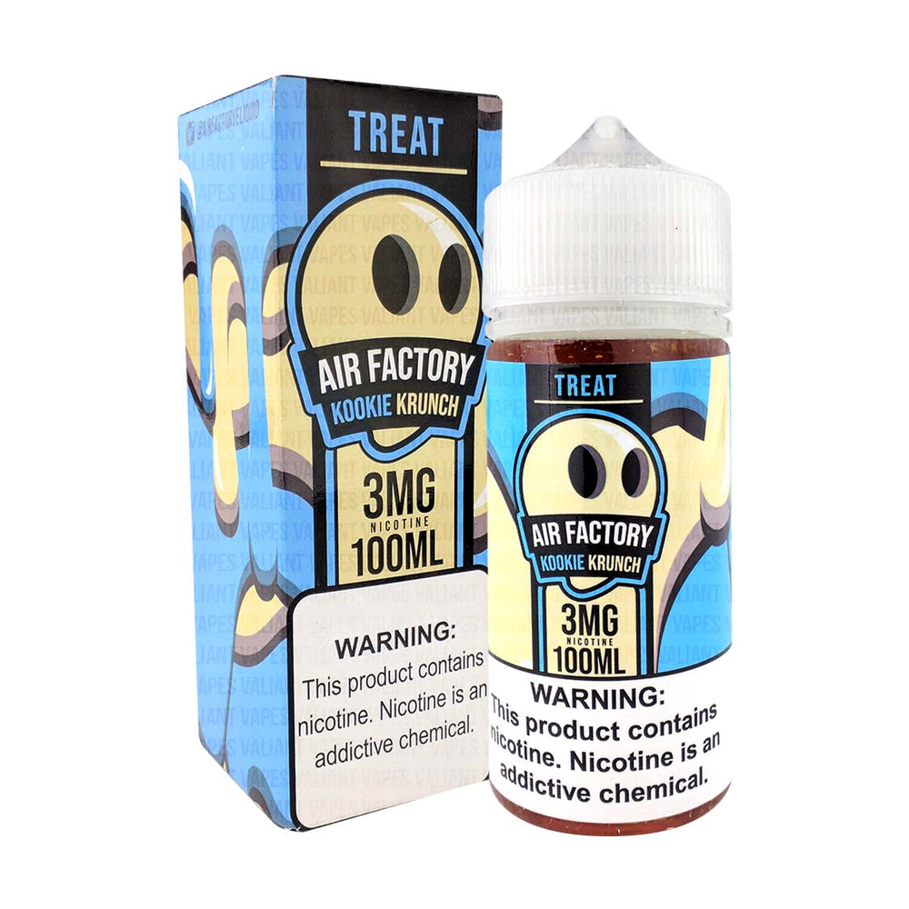 Kookie Krunch by Air Factory Treat 100ml