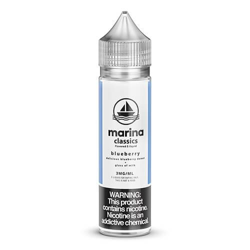 Blueberry Donut by Marina Vape Classics 60ml