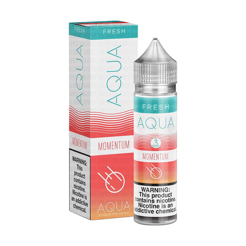 Momentum by AQUA Fresh E-Juice 60ml