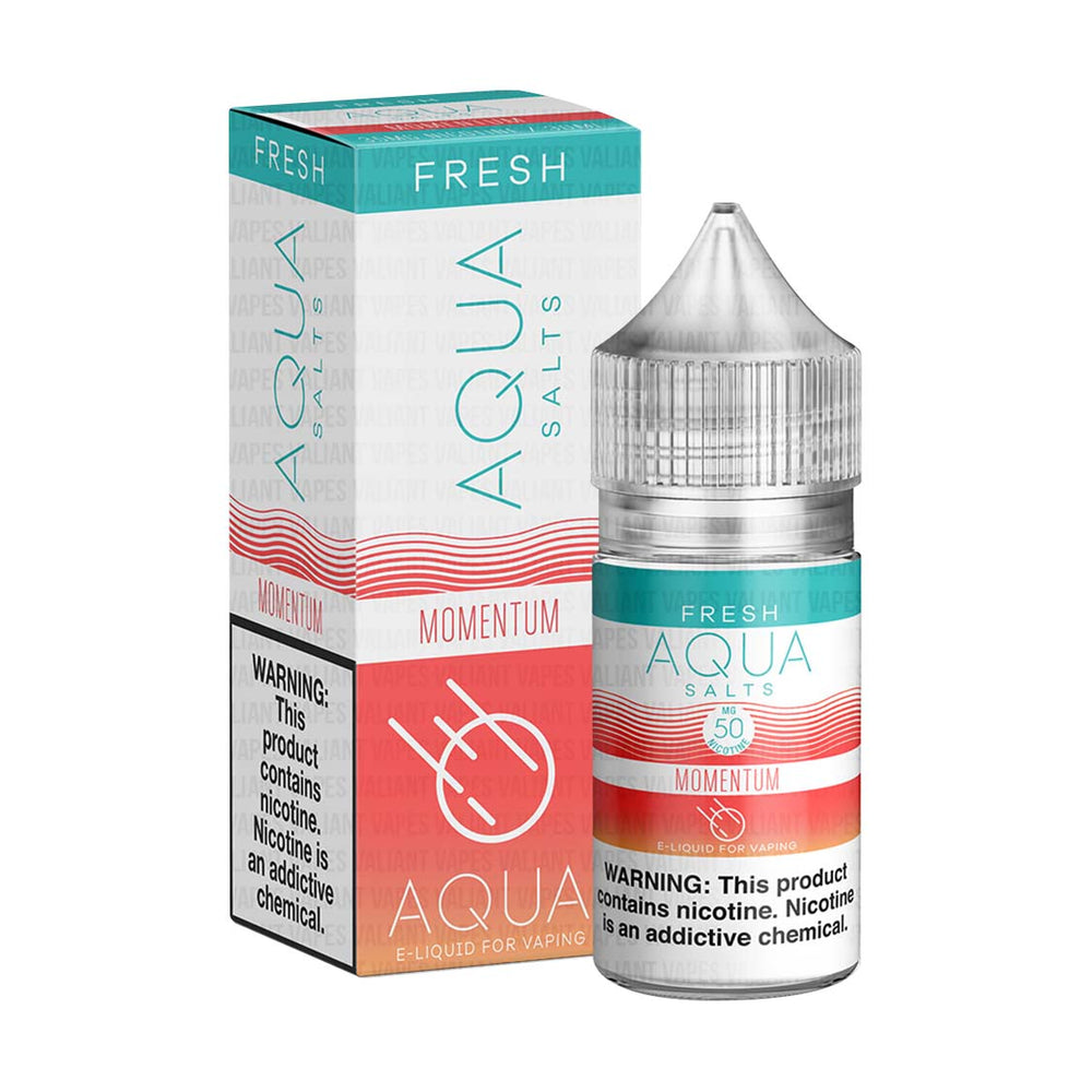 Momentum by AQUA Fresh Salts 30ml