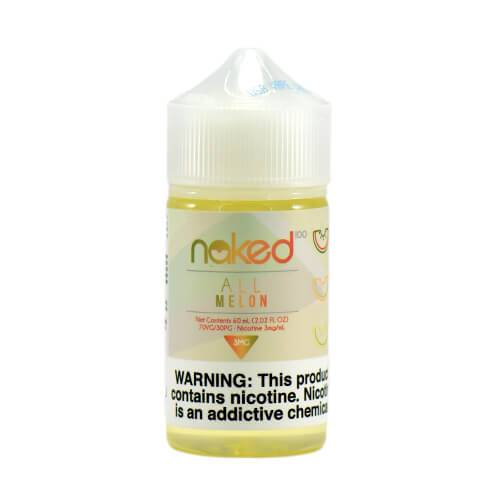 All Melon by Naked 100 Fruit E-Liquid 60ml