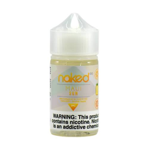 Maui Sun by Naked 100 Fruit E-Liquid 60ml