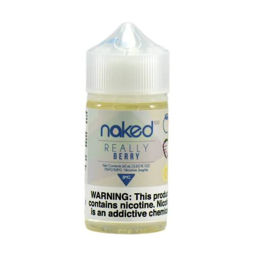 Really Berry by Naked 100 Fruit E-Liquid 60ml