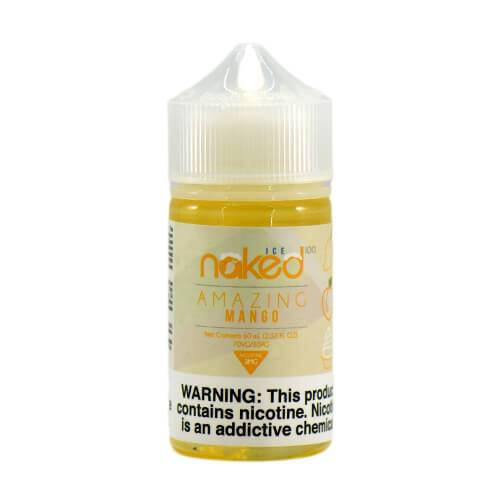 Amazing Mango by Naked 100 Ice E-Liquid 60ml