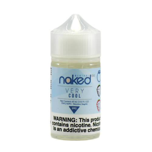 Berry by Naked 100 Menthol E-Liquid 60ml - (Very Cool)