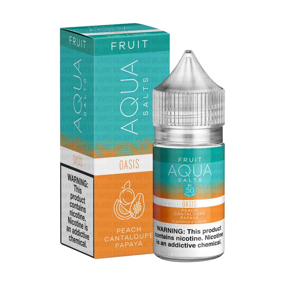 Oasis by AQUA Original Salts 30ml