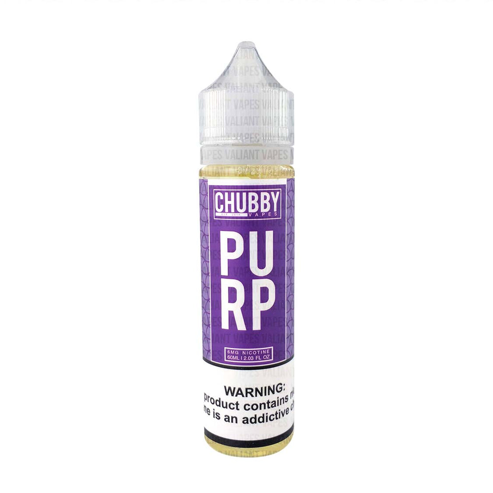 Purp by Chubby Bubble Vapes 60ml