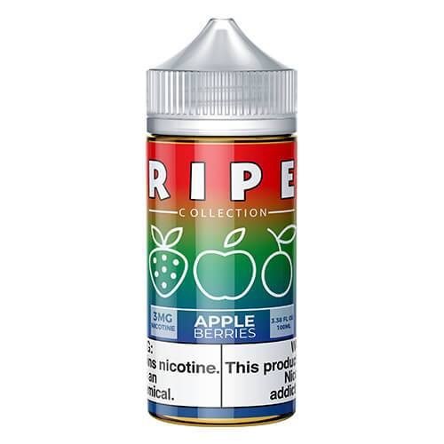 Apple Berries by Vape 100 Ripe Collection 100ml