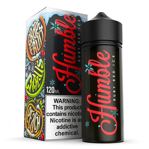 Ice Ruby Red by Humble Juice Co 120ml