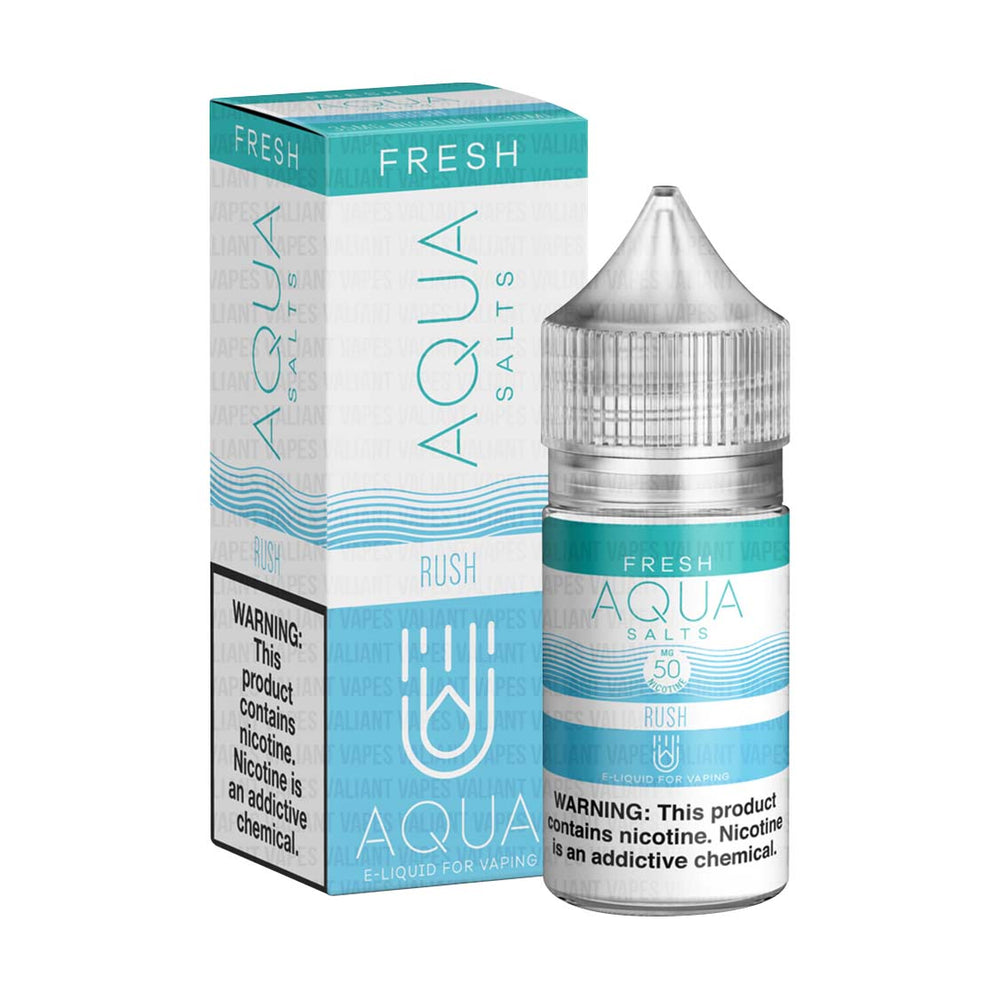 Rush by AQUA Fresh Salts 30ml