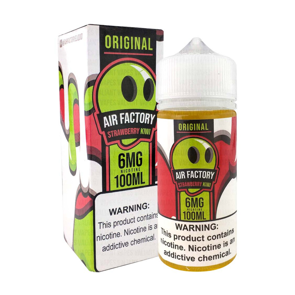 Strawberry Kiwi by Air Factory Original 100ml