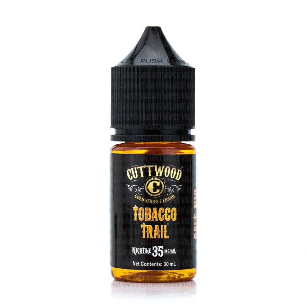 Tobacco Trail by Cuttwood Salt 30ml