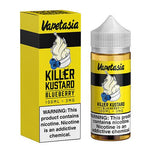 Killer Kustard Blueberry by Vapetasia 100ml
