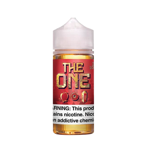 The One Apple Cinnamon by Beard Vape 100ml