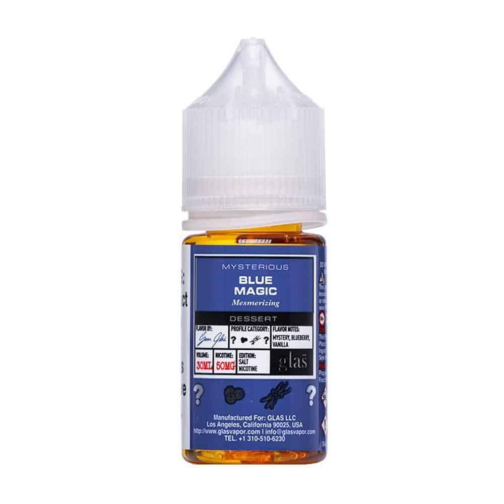 Blue Magic by Glas Basix Nic Salts 30ml