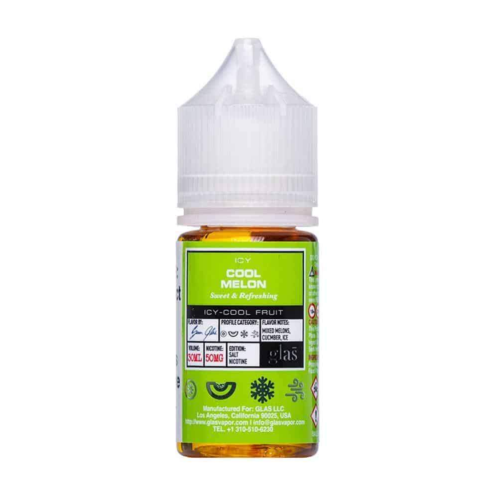 Cool Melon by Glas Basix Nic Salts 30ml